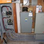 Branchement et installation panneau électrique génératrice - Secteur Agricole | Marois Électricien & Fils